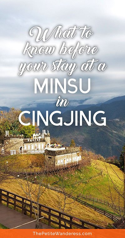 What to expect for your minsu stay in Cingjing, Taiwan • The Petite Wanderess