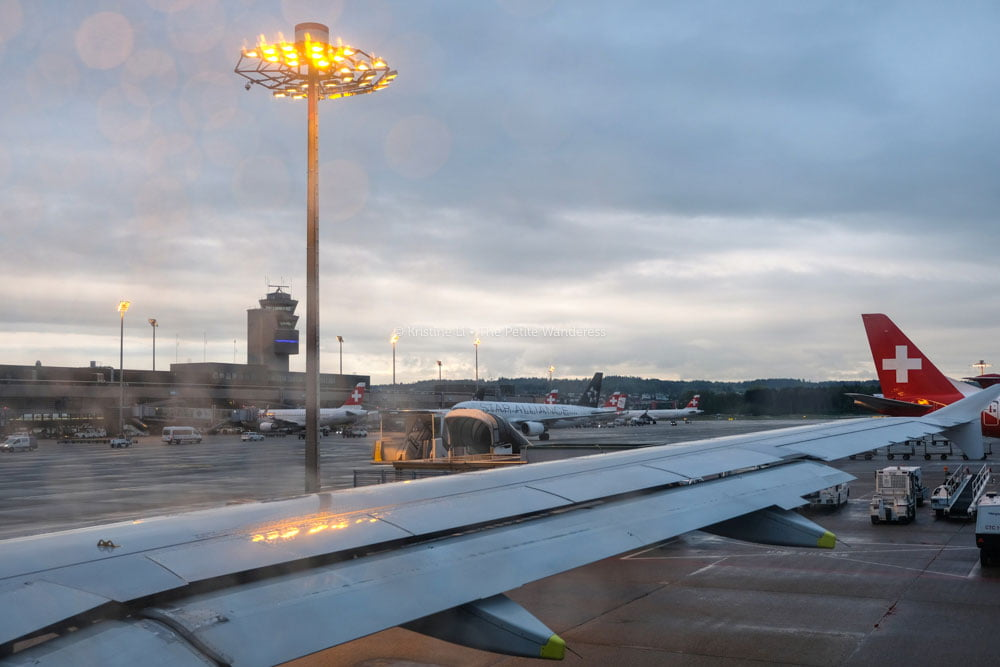 Zurich Airport | Flying Swiss Airlines to Scandinavia • The Petite Wanderess
