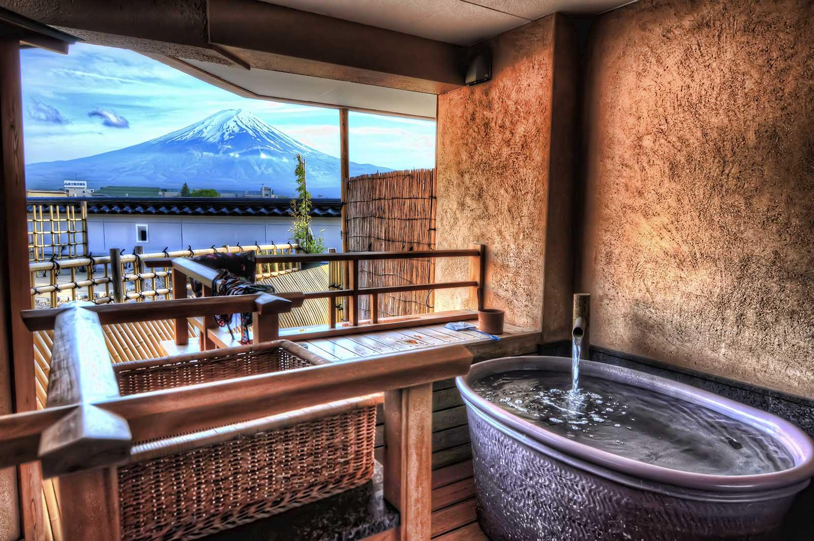 Best Onsen Ryokan With In Room Onsen Bath