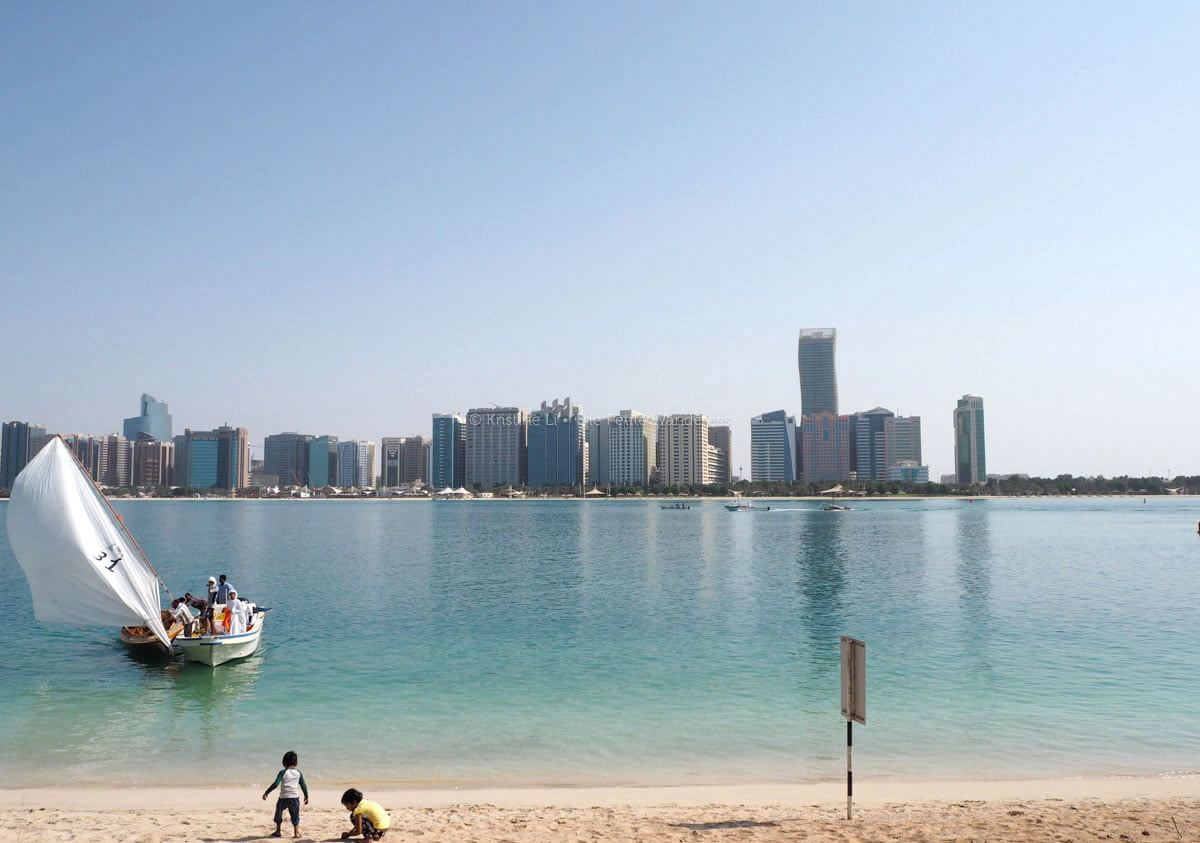 Abu Dhabi City Tour Review • The Petite Wanderess