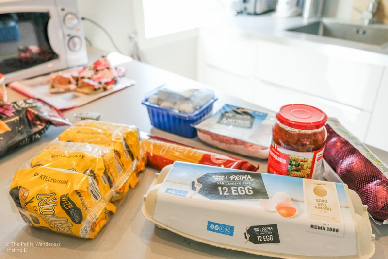 groceries   How Much Does A Norway Trip Cost? • The Petite Wanderess