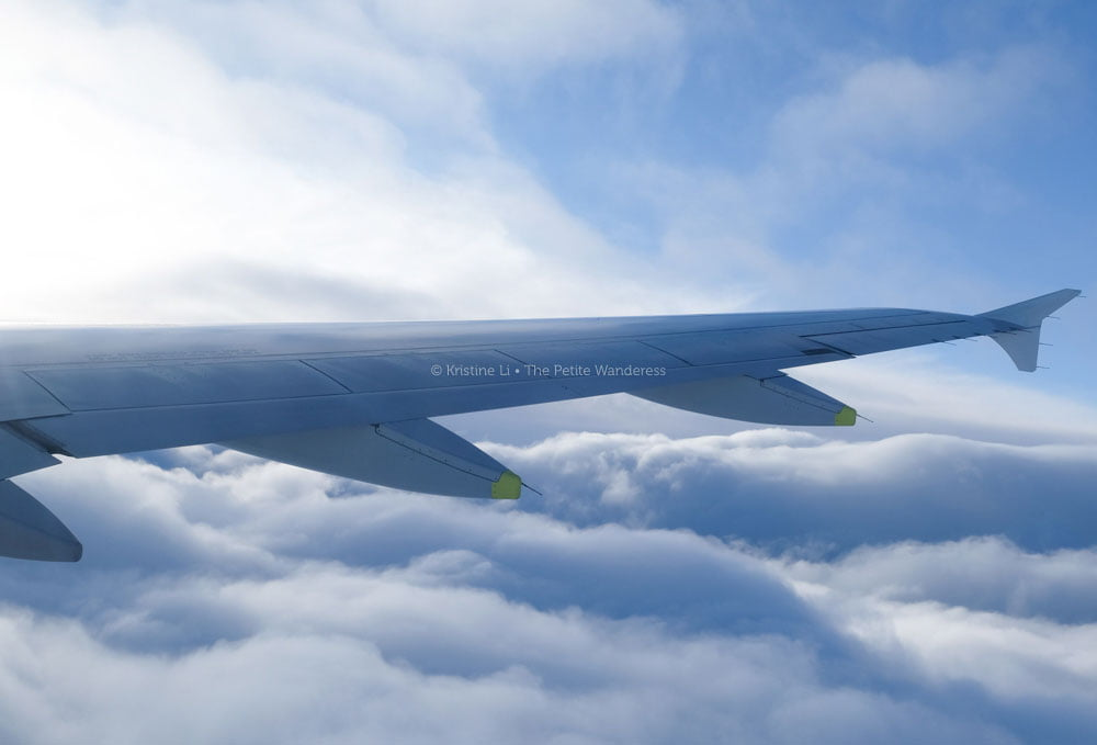 Flying Swiss Airlines to Scandinavia • The Petite Wanderess