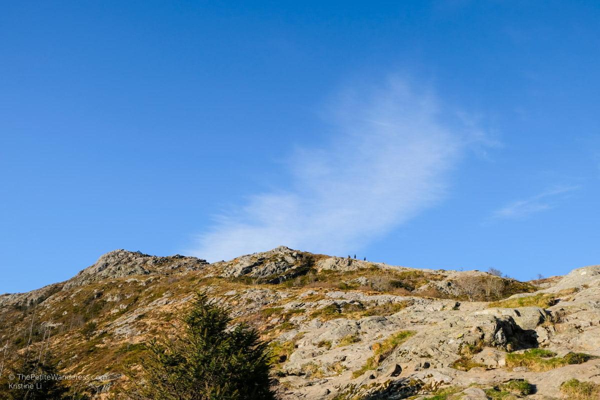 Hiking Mt Ulriken in Bergen • The Petite Wanderess