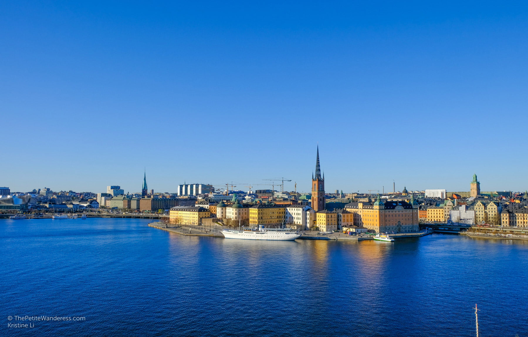 view from Monteliusvagen   Stockholm in 48 Hours • The Petite Wanderess