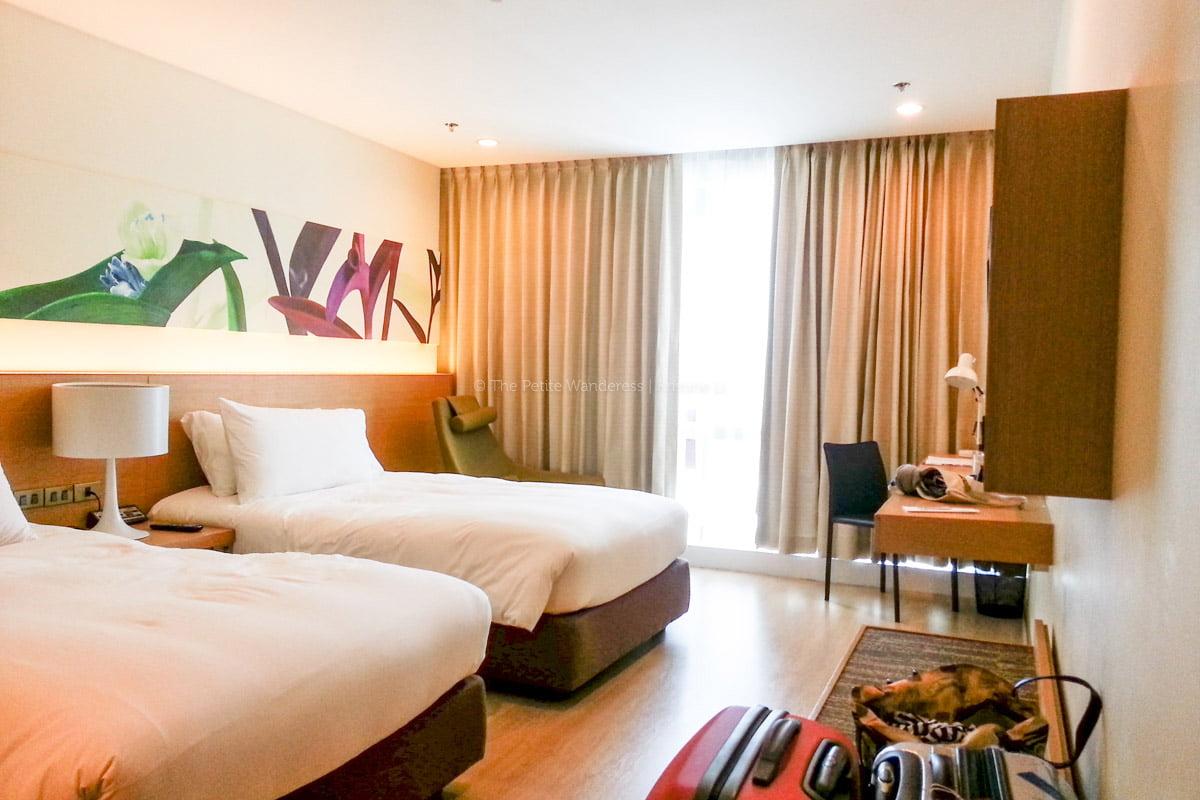 Glow Pratunam Hotel   Bangkok Travel Tips for the Solo Female Traveller   The Petite Wanderess