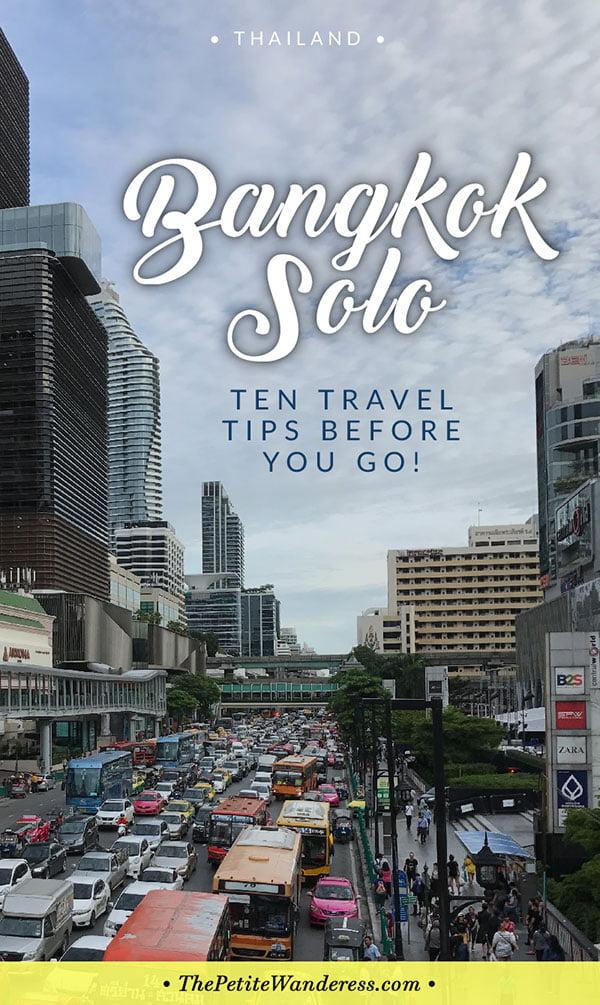 Bangkok Solo Travel Tips   The Petite Wanderess